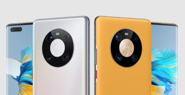 大盤振る舞い。「HUAWEI Mate40 Pro」を購入すると「iPhone 12」が貰えるキャンペーン