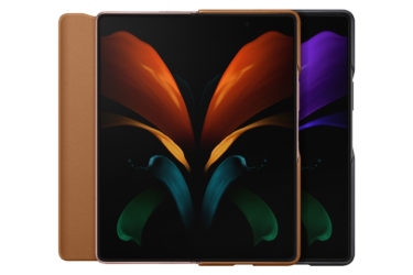 韓国限定?「Galaxy Z Fold 2」用手帳型純正ケースが新たに発売