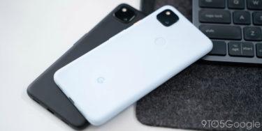 海外サイトが選ぶ今年最高の機種に「Google Pixel 4a」が選出