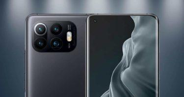 「Xiaomi Mi 11 Pro」。メインカメラセンサーは108MPで確定?