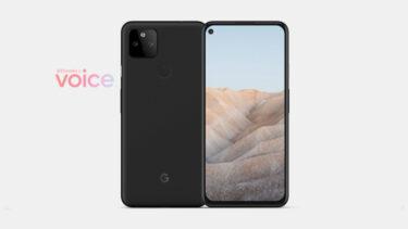Google Pixel 5a。snapdragon690を採用する可能性も