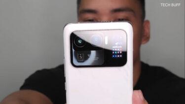 Xiaomi Mi 11 Proのデザインが判明!?Mi 11とほぼ変わらず